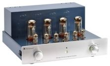 DiaLogue Premium Integrated Amplifier silver