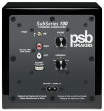Subseries 100, Gloss black