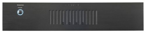 RKB-8100 Power Amplifier Black