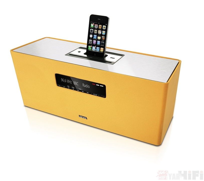 SOUNDBOX Orange