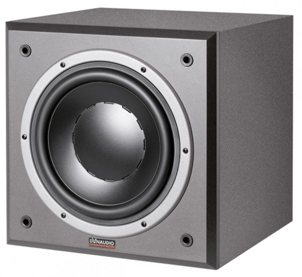 SUB 250 II 100-230V SATIN BLACK