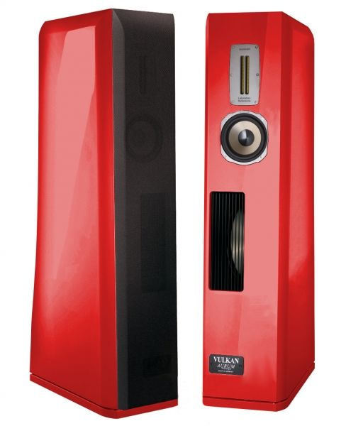 Aurum Vulkan VIII Red Gloss