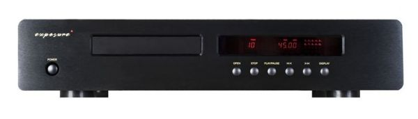 2010S2 CD Player Black