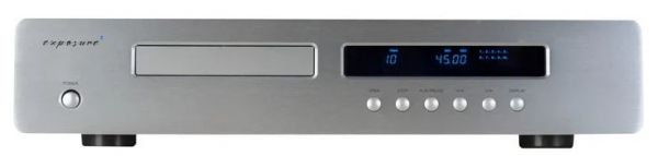 2010S2 CD Player Titanium
