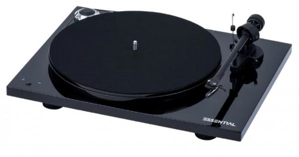 Essential III RecordMaster Black