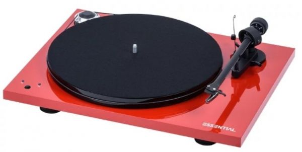 Essential III RecordMaster Red