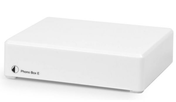 Phono Box E White