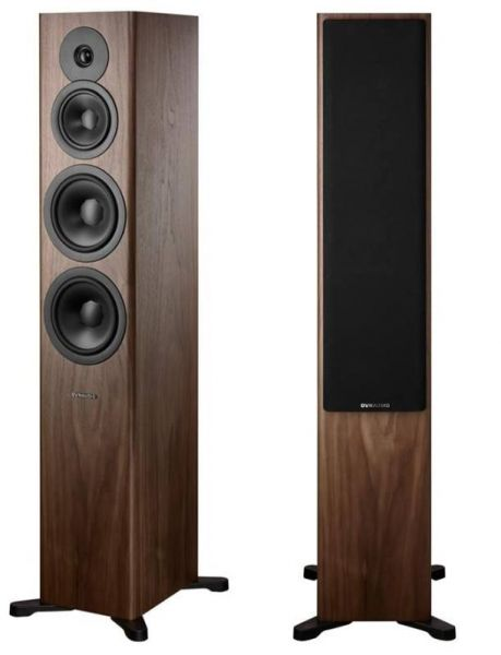 Evoke 50 Walnut wood